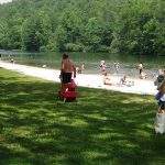 Cave Mountain Lake Recreation Area Camping