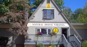 Natural Bridge Virginia KOA Campground